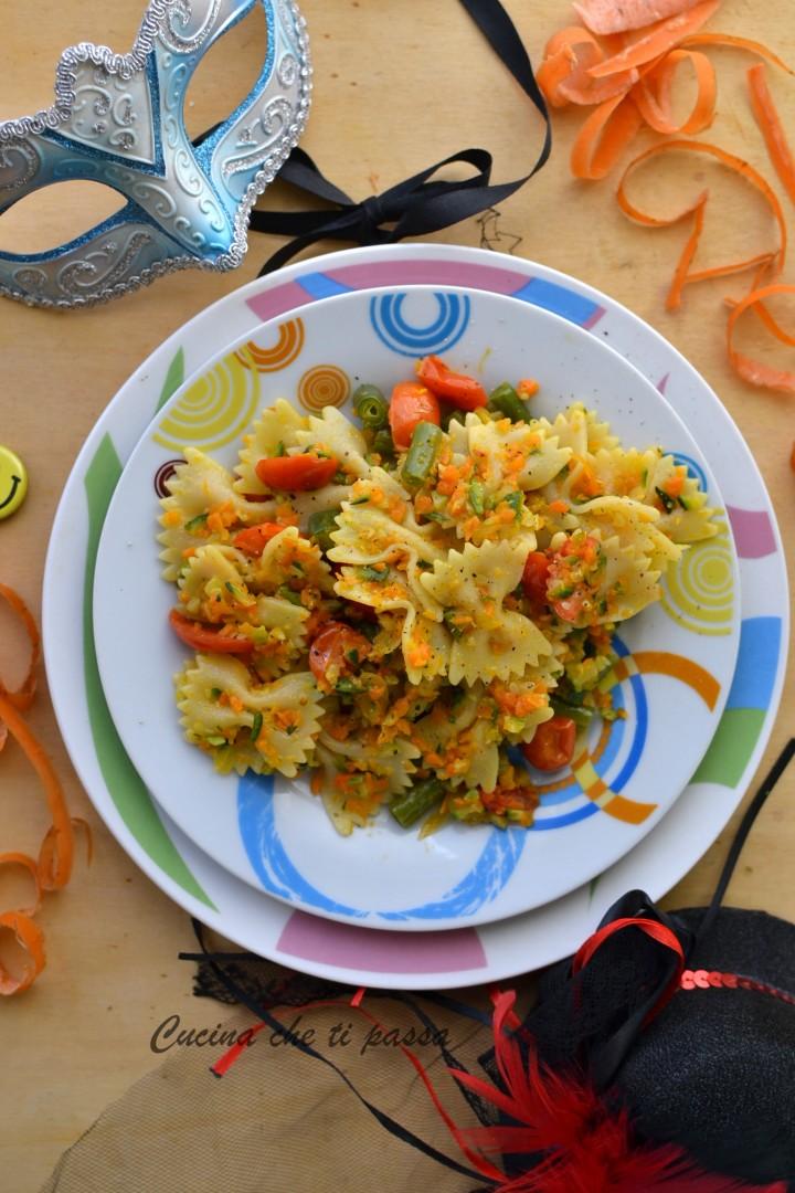 farfalle arlecchino ricetta (13)