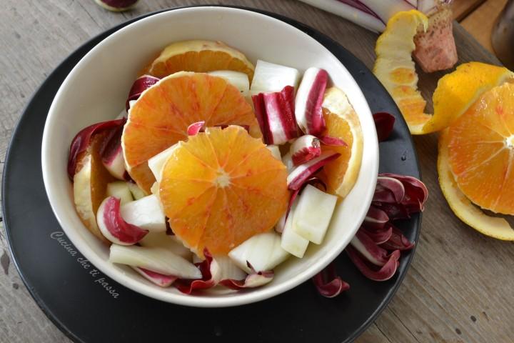 insalata di arance, finocchio e radicchio ricetta (21)