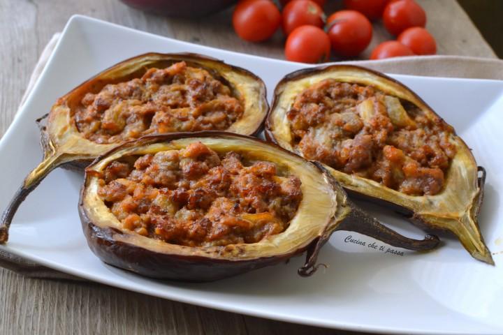 melanzane ripiene di carne ricetta (21)