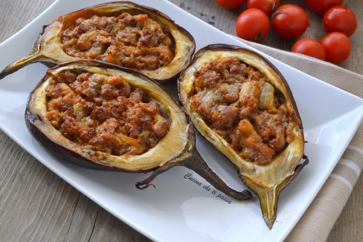 melanzane ripiene di carne ricetta (25)