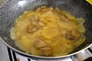 carciofi e patate alla toscana ricetta (11)