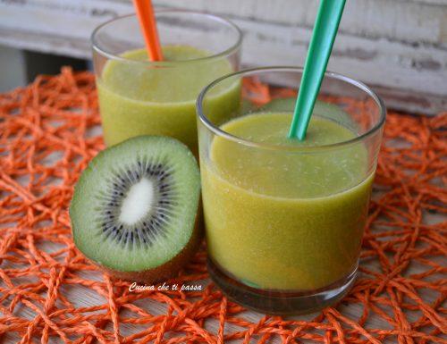 Centrifugato di kiwi e arance abbassa colesterolo