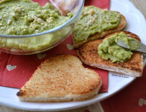 Crema afrodisiaca di avocado