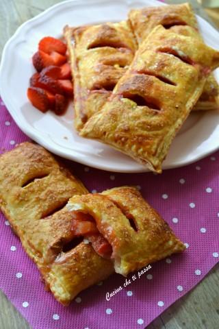 sfogliatine alle fragole ricetta (45)