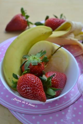 vitaminico fragole e banana vegan ricetta (13)