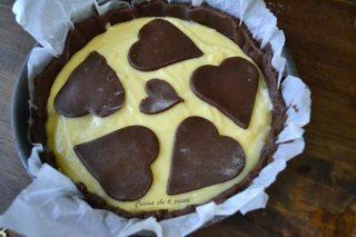 crostata al cioccolato e crema pasticcera (11)