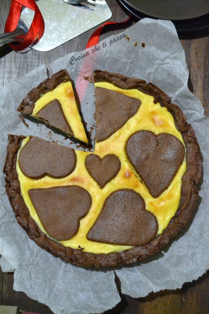crostata al cioccolato e crema pasticcera (27)
