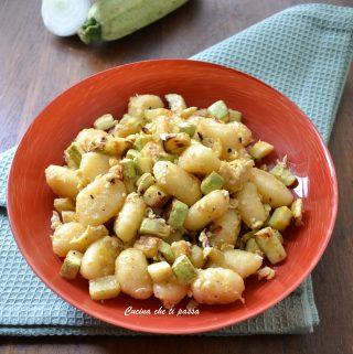 gnocchi con uova e zucchine ricetta (13)