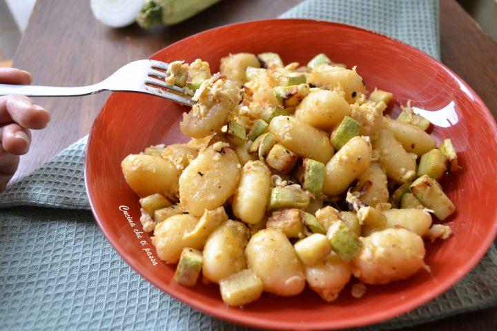 gnocchi con uova e zucchine ricetta (18)
