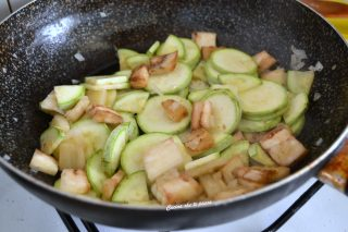 torta salata di zucchine e melanzane (4)