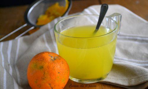 Digestivo al mandarino