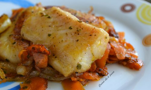 Pesce in agrodolce