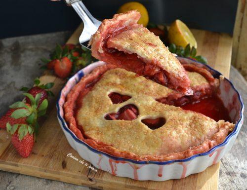 Berry Pie – Torta di fragole