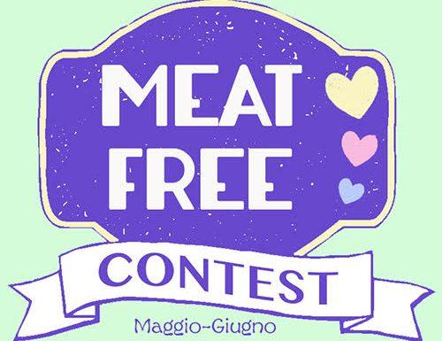 Meat free contest Maggio – Giugno 2017