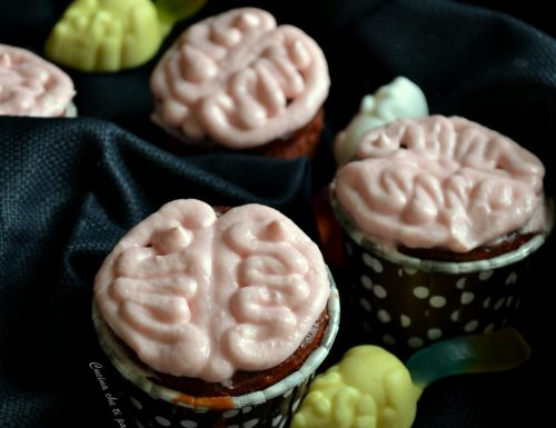 Cupcakes cervello