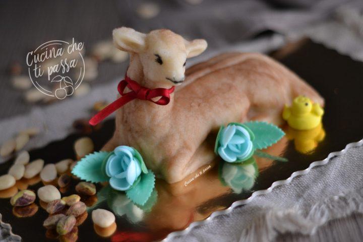 pecorella di marzapane