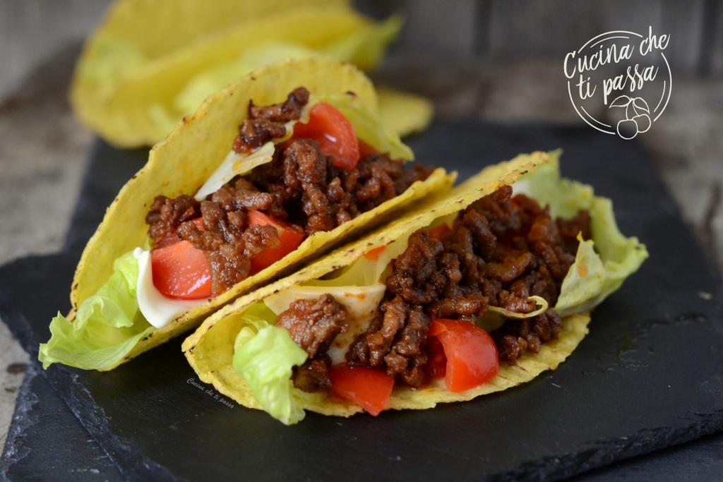 tacos veloci con carne