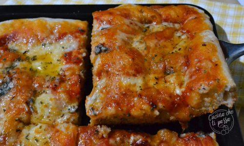 Pizza i 4 formaggi