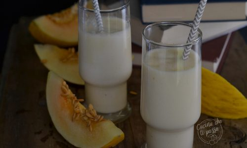 Smoothie al melone bianco
