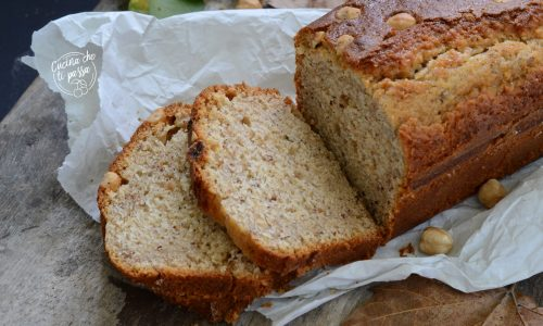 Pane dolce alle nocciole