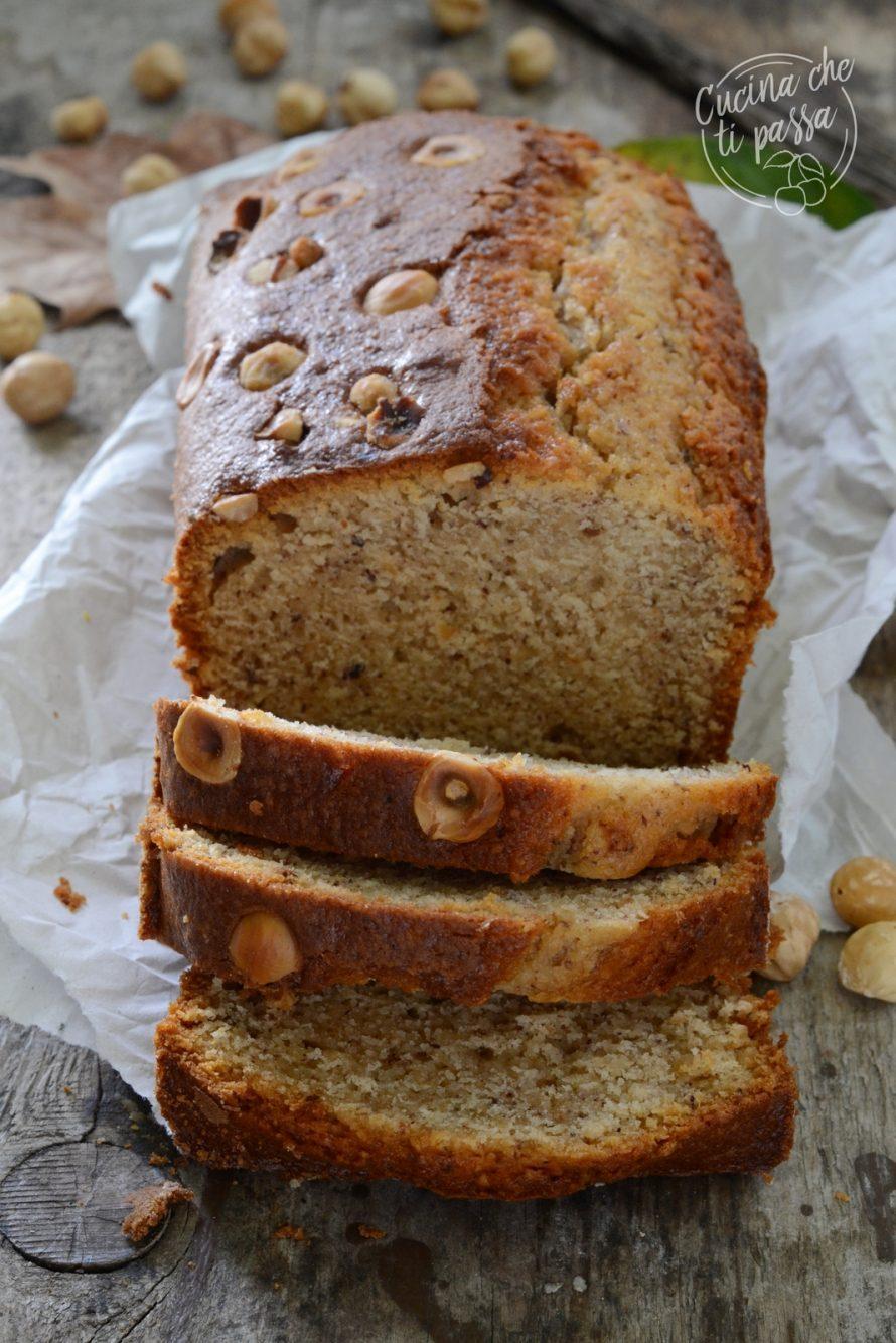 pane dolce alle nocciole ricetta