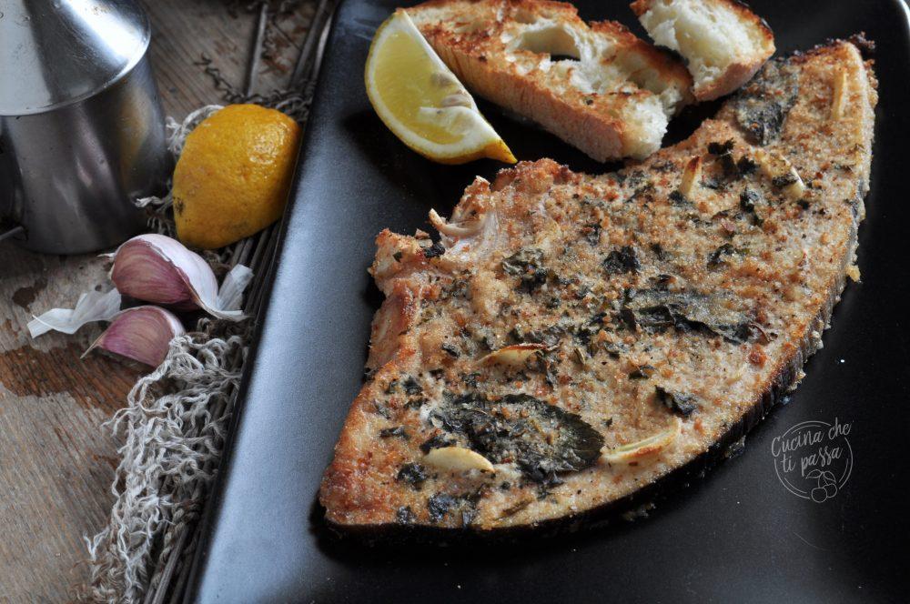 Pesce spada alla siciliana ricetta