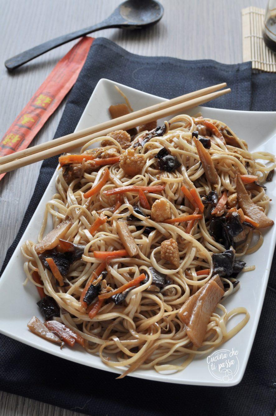noodles all'orientale