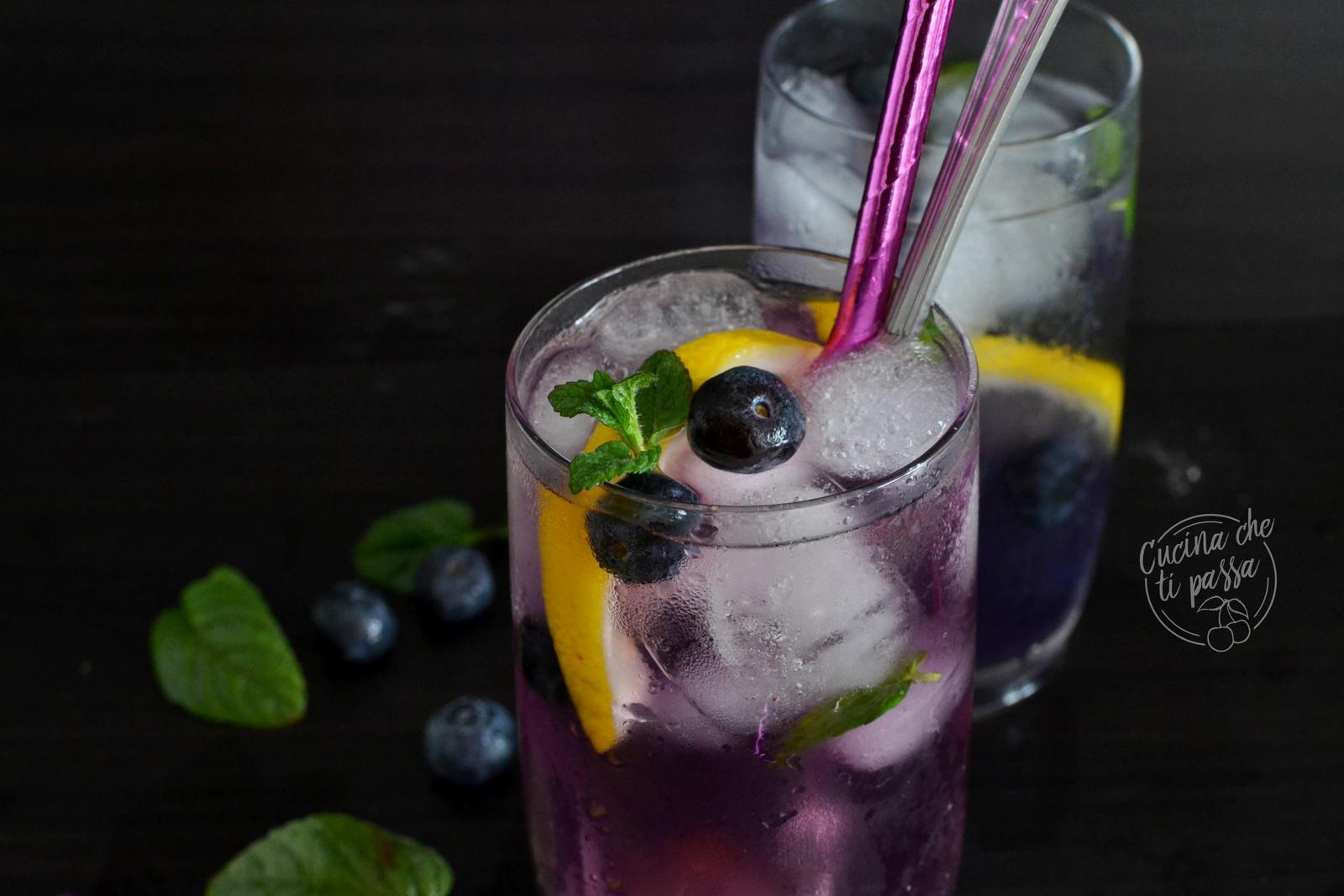 bluberry lemon