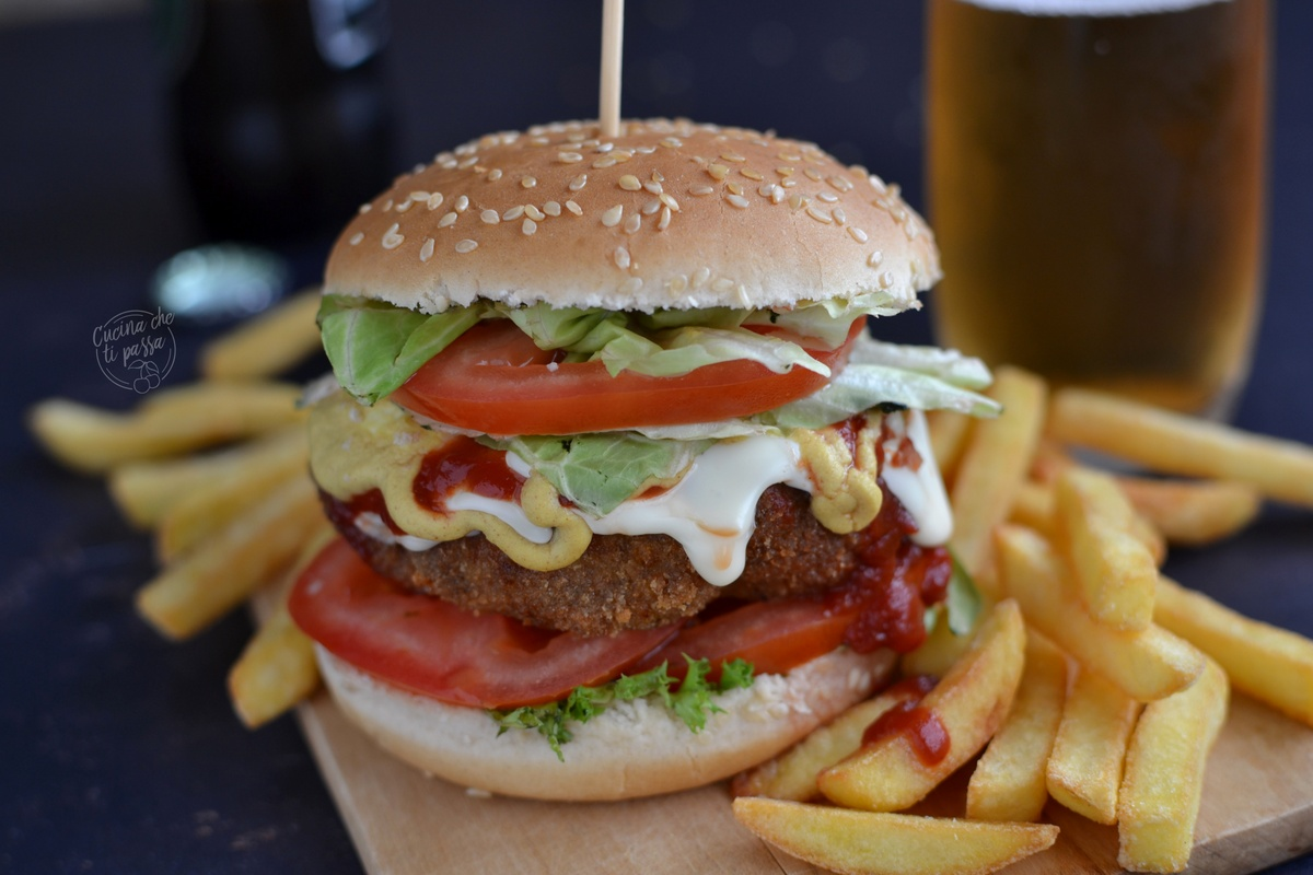 Hamburger ripieni ricetta