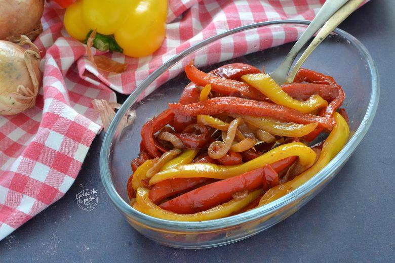 Peperoni agrodolci