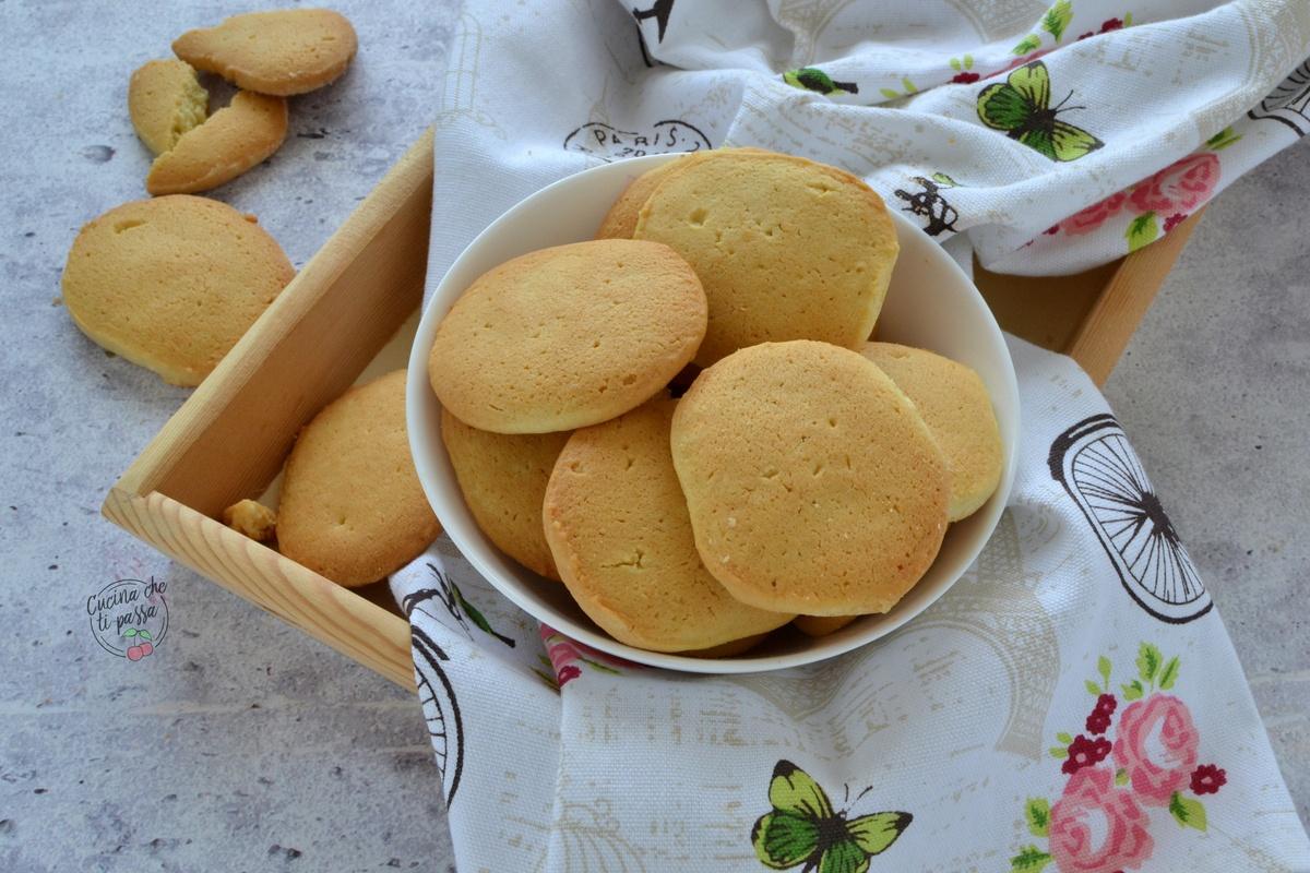 Biscotti sablè francesi