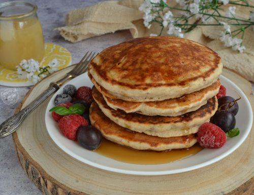 Pancakes ai 5 cereali