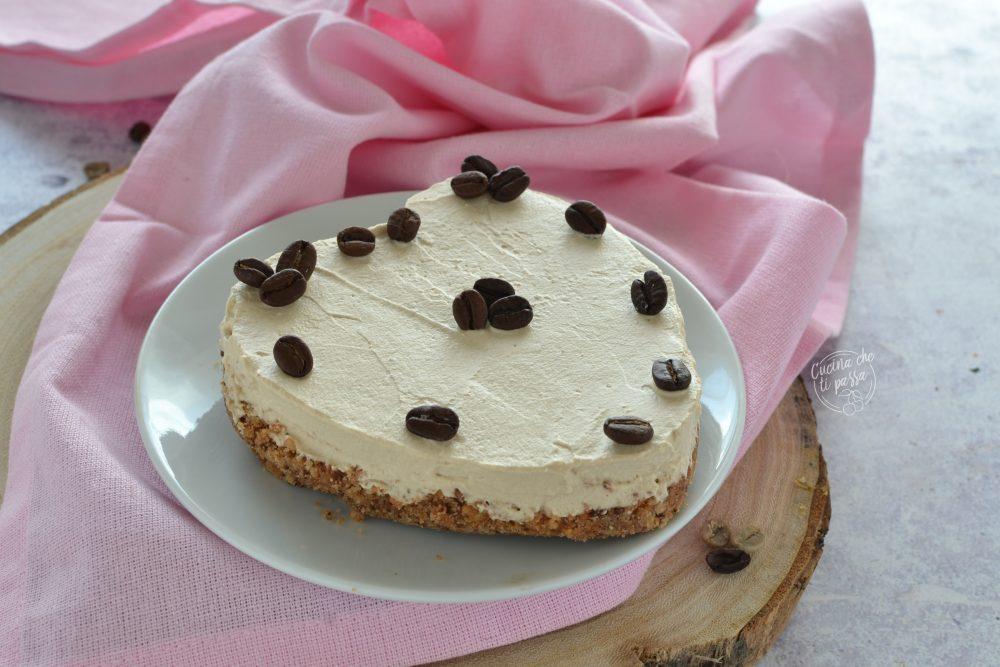 torta fredda al caffè