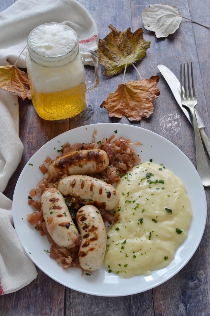 Ricetta Wurstel Bavaresi.Wurstel Tedeschi O Weisswurst Cucina Che Ti Passa