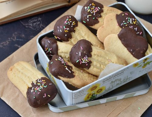 Biscotti da pasticceria