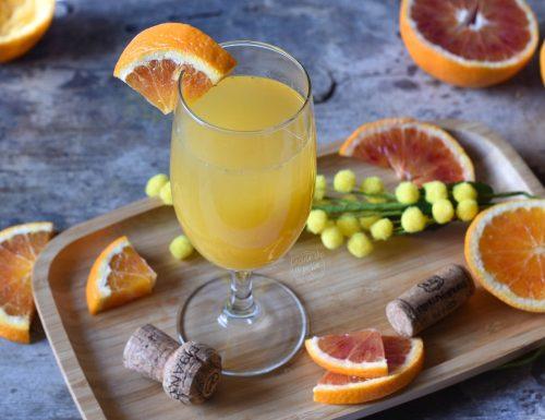 Cocktail mimosa ricetta