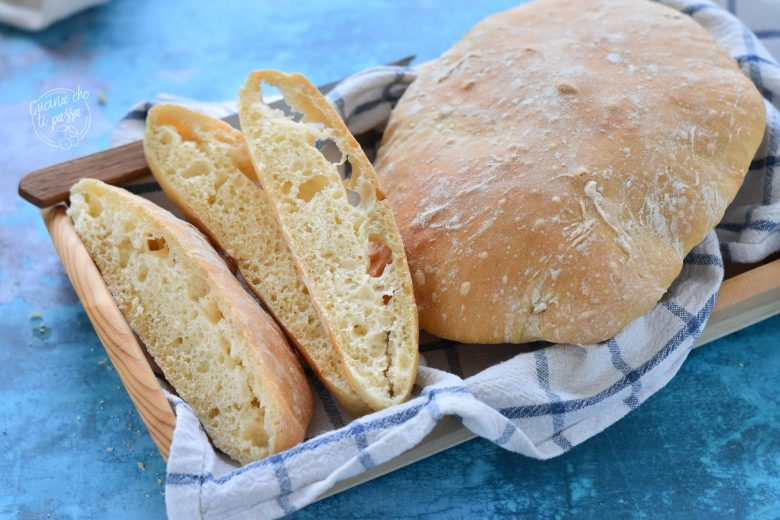 Pane senza impasto veloce