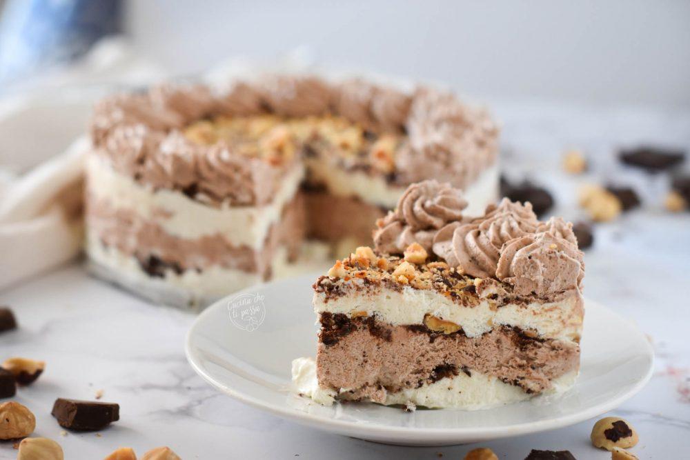 Torta gelato senza gelatiera ricetta