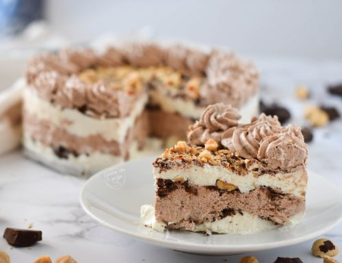 Torta gelato senza gelatiera