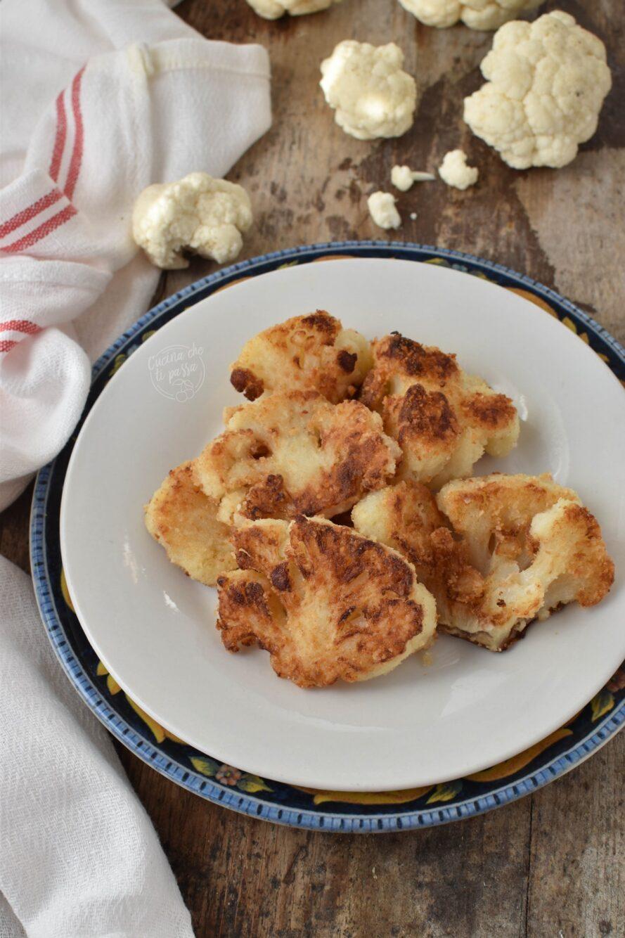 Cavolfiore fritto alla siciliana