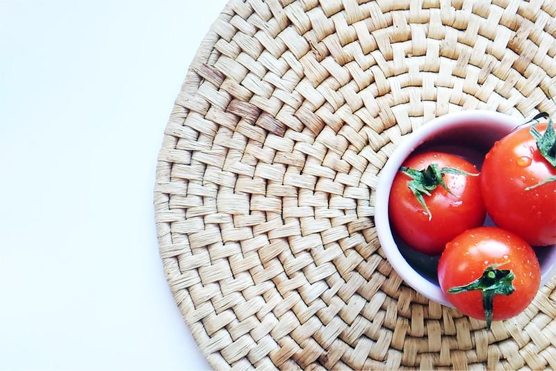 Pomodori per la spesa di luglio