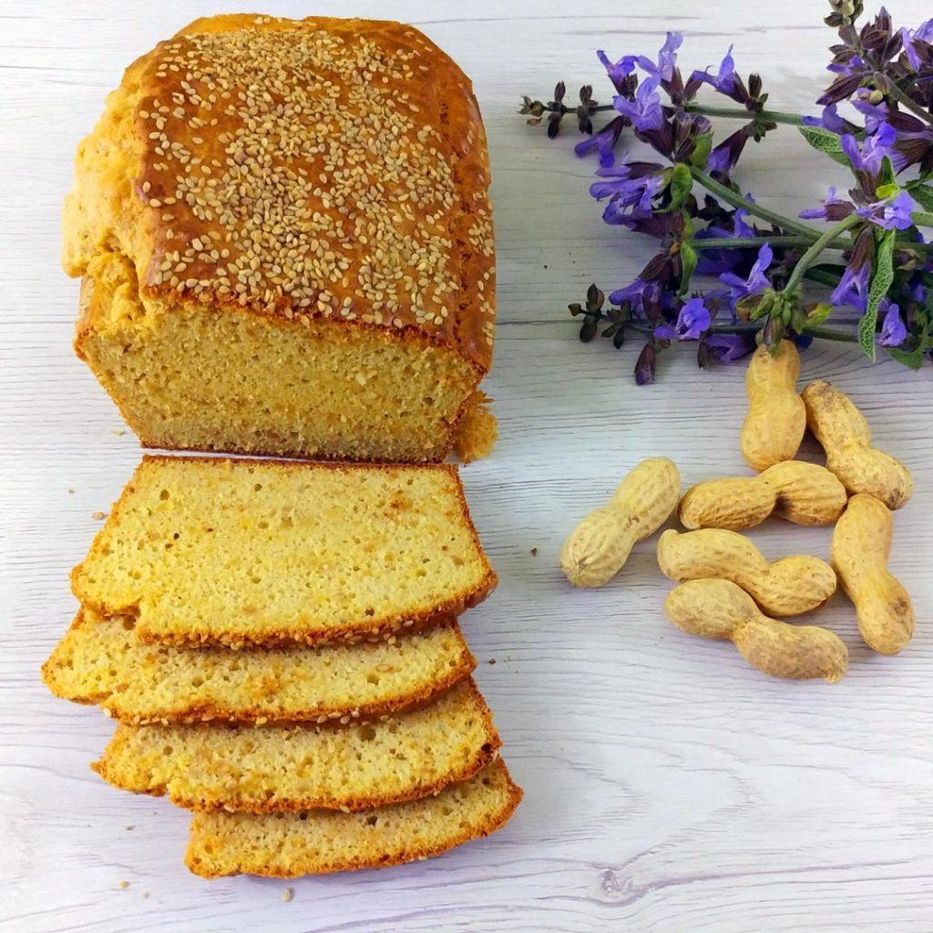 pane in cassetta senza farina
