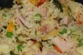 Fantasia di riso freddo