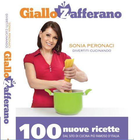 """Uscita nuovo libro di Sonia: """"Divertiti cucinando""""!"""