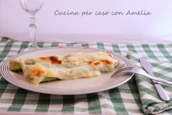 Pasticcio di asparagi, ricetta   Cucina per caso con Amelia