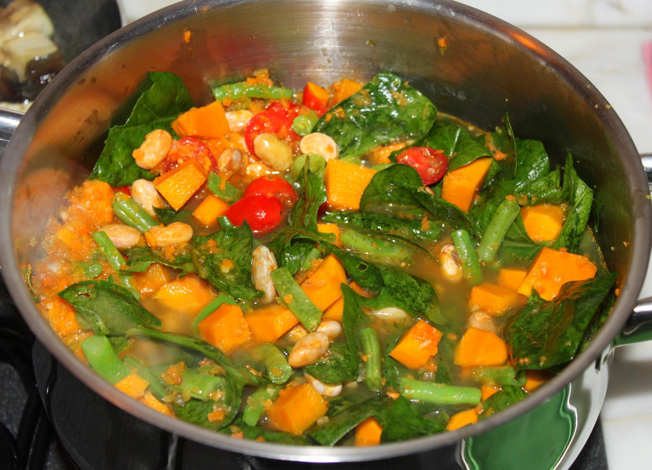 Minestrone Di Verdure Ricetta Cucina Per Caso Con Amelia