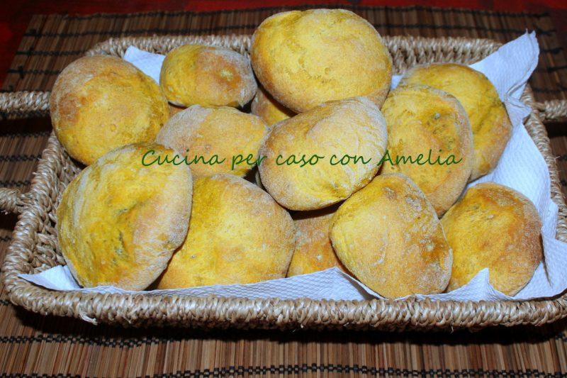 Pane di zucca aromatizzato, ricetta