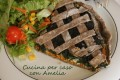 Crostata verde profumo d'arancia, ricetta