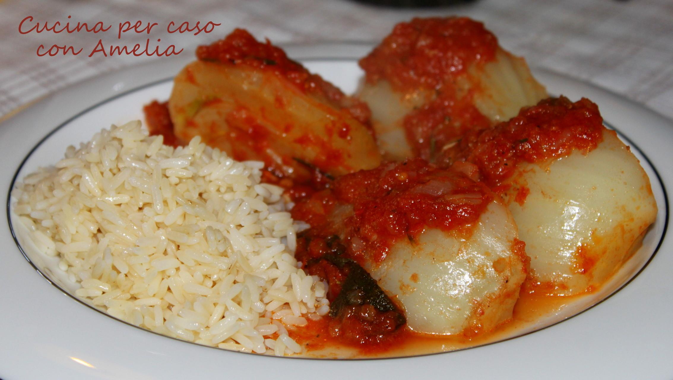 Finocchio al pomodoro ricetta light cucina per caso con for Cucina light
