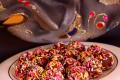 Palline di cacao, ricetta dolce light
